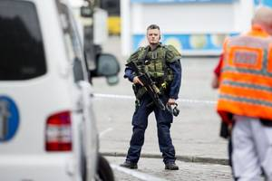 finnish stabbings treated as terror, suspect 'targeted women'