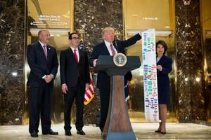 Trump Cuts Red Tape to Expedite Approval of Infrastructure Projects