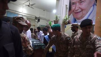 Ruth Pfau: State funeral for Pakistan's 'Mother Teresa'