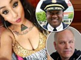 Teen prostitute sues second California police force