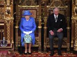 queen will not stand aside to let charles take her duties