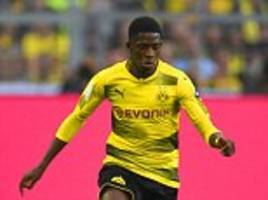 barcelona have lacked class in ousmane dembele pursuit
