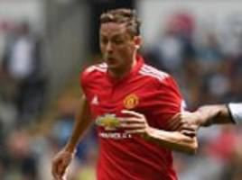 Man United 'are ready to cope' with the pressure: Matic