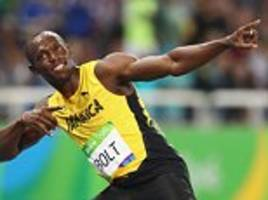 Now that is fast food! Usain Bolt to open takeaway chain