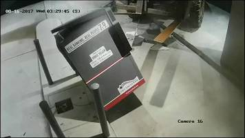 forklift truck used to steal atm in arkansas