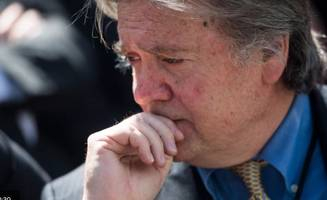 Bannon Promises One Big Happy Family If Moderates Fall In Line Behind Trump