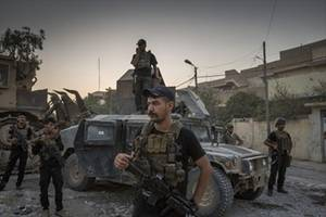 Iraq launches operation to take back ISIL-held town near Mosul