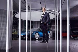 mclaren's design chief on what it takes to build a beautiful car