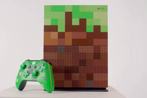 Microsoft opens preorders for Minecraft special edition Xbox One S
