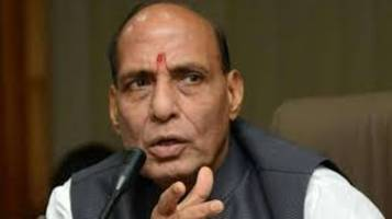 stone pelting cases decline in j&k due to nia: rajnath singh