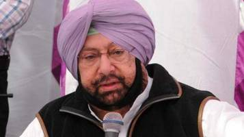 capt amrinder singh gets clean chit in rs 1,144-crore ludhiana city centre scam