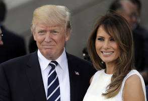 trump, melania to skip kennedy center honours activities