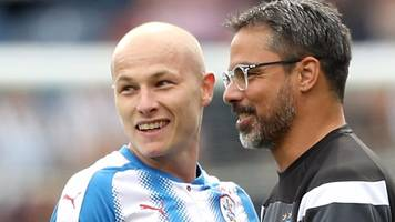 huddersfield 1-0 newcastle: 'great' aaron mooy goal delights david wagner
