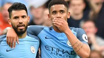 Manchester City v Everton - team news & preview