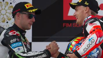 World Superbikes: Rea second as Davies completes Germany double