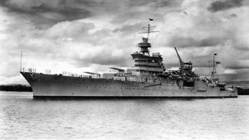 after 72 years, researchers have finally found lost world war ii ship
