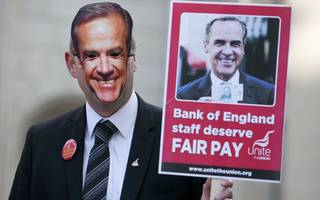 Bank of England workers consider further strike action