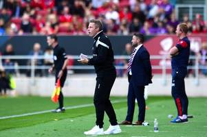 millwall manager neil harris reveals the game plan that saw bristol city kept in check