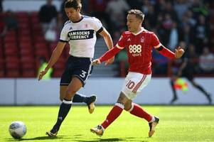watch barrie mckay and daryl murphy strike for nottingham forest to sink middlesbrough