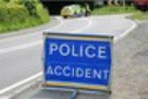 a woman has been rushed to hospital with 'serious injuries' after...