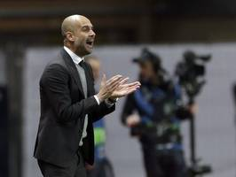Guardiola: Manchester City miss too many chances