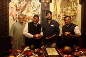 the grand new flagship period dining experience of oudh 1590 opened its door at southern avenue