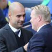 Everton boss Ronald Koeman sees a chink in Man City's armour