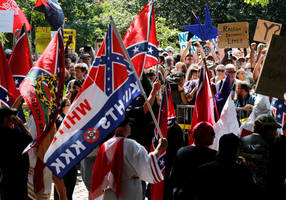 Of white supremacists and statues of confederate leaders