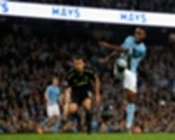Manchester City 1 Everton 1: Sterling strike denies visitors after Rooney milestone
