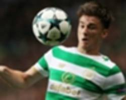 'celtic star tierney could play for arsenal or man utd'