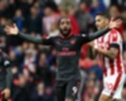 'lacazette's goal wasn't offside, so f*ck off everybody!' - arsenal icon ian wright