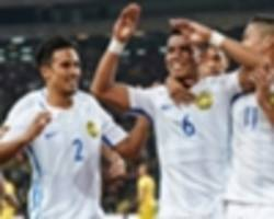 Malaysia not playing more defensively against Myanmar - Matthew Davies