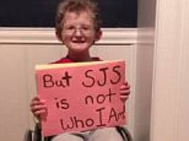 pa boy shares message about schwartz-jampel syndrome