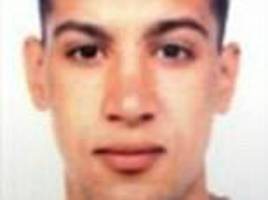 catalan terrorist left a suicide note in his room in spain