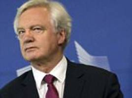 David Davis warns EU: Stall on Brexit talks and lose out