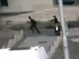 'ISIS' knifeman shot to death on streets of Russia
