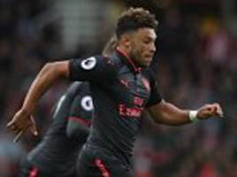 alex oxlade-chamberlain set for crunch talks with arsenal