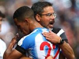 huddersfield's tom ince: david wagner can help me thrive
