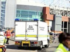 Premier League clubs consult counter-terrorism police