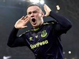 Rooney: 'Red half of Manchester would have enjoyed' goal