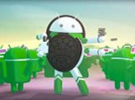 google reveals oreo, the newest version of the android os