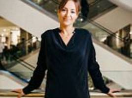 John Lewis's Paula Nickolds sticks to jeans for meetings