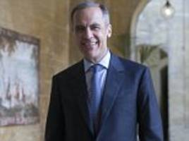 mark carney skips jackson hole summit of central bankers