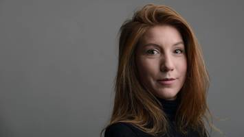 Kim Wall died in accident on submarine, Danish inventor says