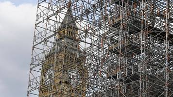 MPs to gather for Big Ben's bongs ahead of silencing
