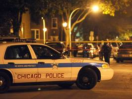 63 Shot, 8 Dead In Chicago's 2nd Most Violent Weekend Of 2017