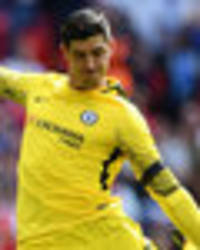 Chelsea star Thibaut Courtois mocks Tottenham: They can't drum up Wembley atmosphere