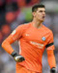 thibaut courtois says spurs win proves they'll be no repeat of chelsea slump this season