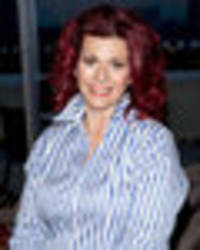 cleo rocos came across the loch ness monster while filming new motorhoming tv show