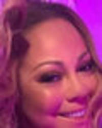 Mariah Carey unleashes endless curves in bottomless exposé